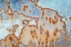 Grunge painted metal texture Royalty Free Stock Images