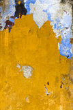Grunge painted wall Royalty Free Stock Photos