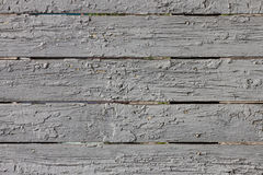 Grunge painted wooden fence Stock Photos
