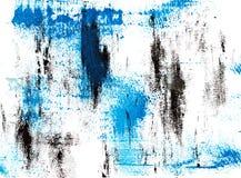 Grunge painting background. Stock Photography