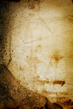Grunge paper. Dirty rusty abstract stained grunge paper background stock photography
