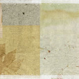 Grunge paper background Royalty Free Stock Images