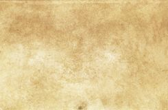 Grunge paper background. Old yellowed paper texture for the design.Grunge paper background royalty free stock image
