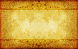 Grunge paper background with vintage victorian style Stock Photos