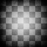 Grunge paper Checkerboard background Stock Photos