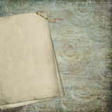 Grunge Paper Design For Information Royalty Free Stock Photo