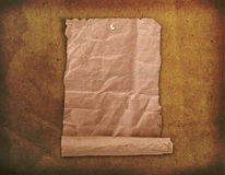 Grunge paper design in scrapbooking style Royalty Free Stock Photo