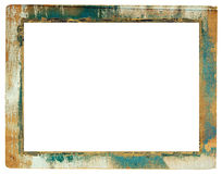 Grunge paper frame Royalty Free Stock Images