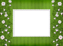 Grunge paper in scrapbooking style Royalty Free Stock Photo