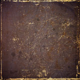 Grunge paper textur, tappningbakgrund Royaltyfri Bild