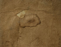 Grunge paper texture. Grunge damaged paper background with dirty spot Royalty Free Stock Image