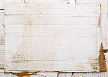 Grunge paper texture. Grunge background of dirty and shabby cardboard paper Stock Images