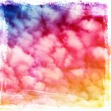 Grunge paper texture.  abstract nature background. Grunge cloud background, vintage paper texture Royalty Free Stock Photo