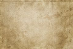 Grunge paper texture for background. Old dirty and yellowed paper texture royalty free stock image