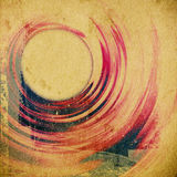 Grunge paper texture, vintage background royalty free illustration