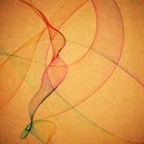 Grunge paper texture, vintage background Stock Image