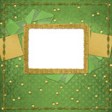 Grunge papers design in scrapbooking style Royalty Free Stock Image