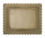 Grunge papers design in scrapbooking style Royalty Free Stock Images