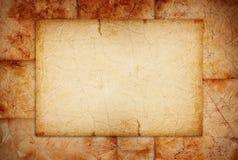 Grunge Papier Stockfoto