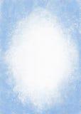 Grunge papier - błękitny tło Zdjęcia Stock