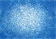Grunge papier - błękitny tło Zdjęcie Royalty Free