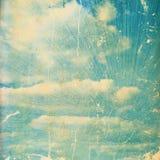 Grunge Papierbeschaffenheit. abstrakter Naturhintergrund Stockbilder