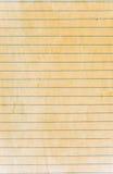 Grunge papierowa tekstura Zdjęcie Stock