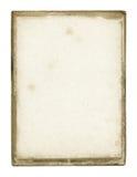 Grunge papierowa tekstura Fotografia Stock