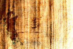 Grunge papyrus Stock Image