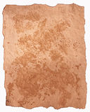Grunge parchment paper,texture,background Stock Photography