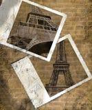 Grunge Paris fotos de stock