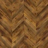 Grunge parquet flooring design seamless texture Stock Images
