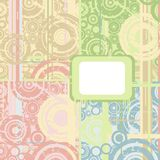 Grunge pastel. Background with space for your text Royalty Free Stock Image