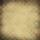 Grunge patterned wallpaper background Stock Photo