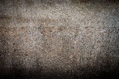 Grunge pebbles concrete wall Royalty Free Stock Photography