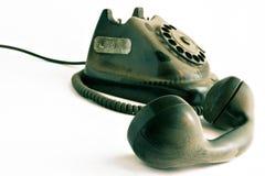 Grunge phone Royalty Free Stock Images
