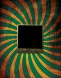 Grunge photo frame Stock Image