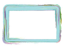 Grunge photo frame Royalty Free Stock Photos