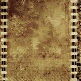 Grunge photo strip background. Stock Image