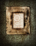 Grunge photoframe Royalty Free Stock Photography