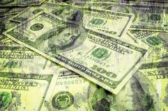 Grunge pieniądze zdjęcie royalty free