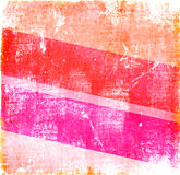 Grunge pink background Royalty Free Stock Photo