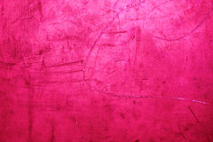 Grunge Pink  background texture - vibrant colored red valentine` Royalty Free Stock Image