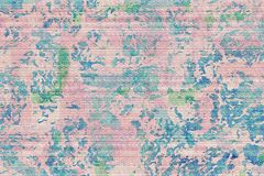 Grunge pink and blue  abstract background royalty free illustration