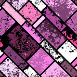 Grunge pink pattern. Stock Photography
