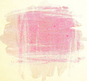 Grunge pink scratch background Royalty Free Stock Photos