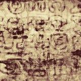 Grunge pisze list tło Obraz Royalty Free