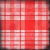 Grunge  plaid  pattern Royalty Free Stock Images