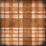 Grunge  plaid  pattern Royalty Free Stock Photos