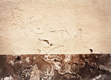 Grunge plaster wall background Stock Image